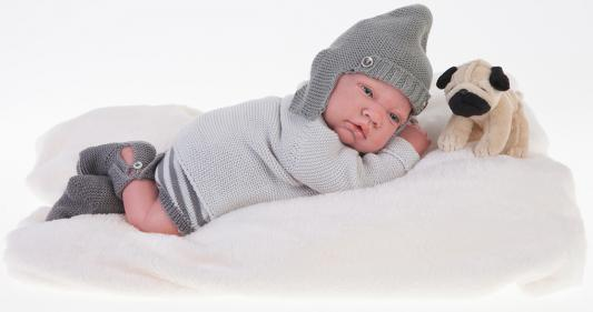 "Кукла-младенец Munecas Antonio Juan ""Хосе Реборн Игнасио"" 40 см 8111"