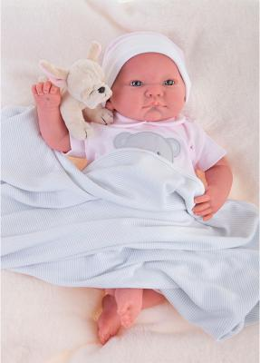 Кукла-младенец Munecas Antonio Juan Реборн - Ника 40 см 8109 mbr4602001 pew96 la 6552p for acer aspire 5552 nv50a laptop motherboard mb r4602 001 ddr3 free shipping 100