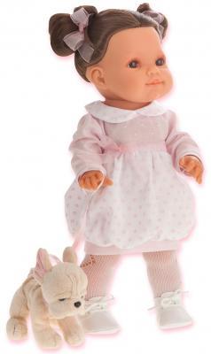 Кукла Munecas Antonio Juan Андреа 38 см 2264P кукла antonio juan кукла самбор light blue 7031b