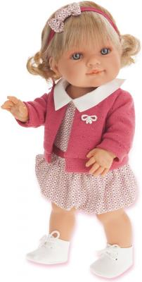 Кукла Munecas Antonio Juan Сильвана 38 см 2263P