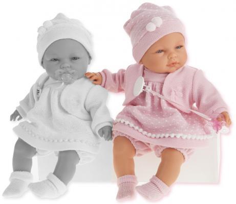 Кукла Munecas Antonio Juan Соня в ярко-розовом 37 см плачущая 1443V munecas antonio juan кукла лучия в розовом 37 см munecas antonio juan