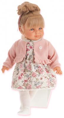 Кукла Munecas Antonio Juan Нина 55 см в розовом 1820P нина харрингтон помолвка на десерт