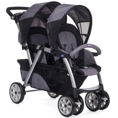 Коляска для двоих детей Chicco Together (coal) коляска 2 в 1 для двоих детей riko team 04 бежевый коричневый