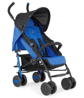 Коляска-трость Chicco Echo Stroller (power blue) коляска chicco коляска для двойни echo twin stroller garnet