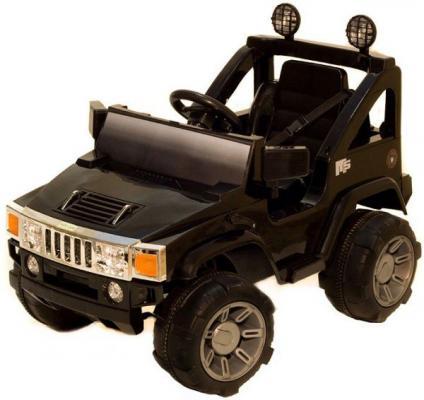 Электромобиль BELLA Джип (аккумуляторно-зарядный, с пультом управления, цвет чёрный) A30D электромобиль мастер джип со склада