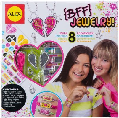 Набор для украшений Alex BFF - Лучшие подружки от 7 лет 739J