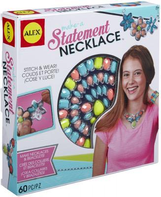 Набор для создания браслетов Alex Statement Necklace от 8 лет 60 шт 611120-3