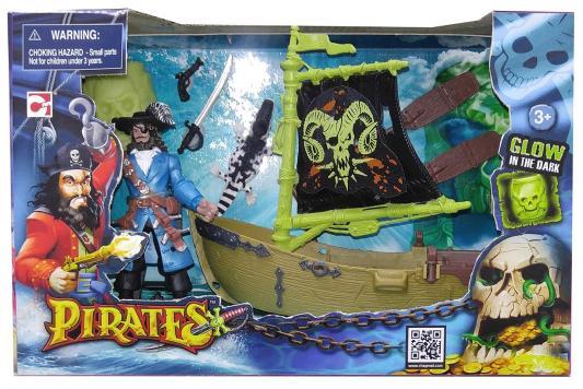 Игровой набор CHAP MEI Пираты - На абордаж 505210-2 игровой набор chap mei пираты нападение акулы 505210 1