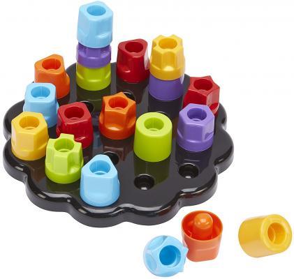 Купить Развивающая игрушка Alex Цветные гаечки , от 18 мес 1953, Развивающие центры для малышей