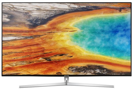 Телевизор Samsung UE49MU8000UXRU серебристый купить samsung ue 37 d 6500