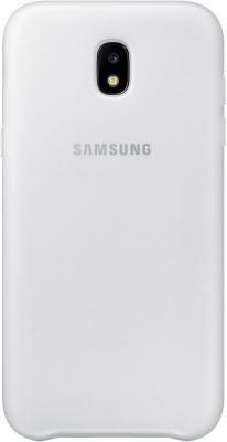 Чехол Samsung EF-PJ530CWEGRU для Samsung Galaxy J5 2017 Dual Layer Cover белый чехол клип кейс samsung protective standing cover great для samsung galaxy note 8 темно синий [ef rn950cnegru]