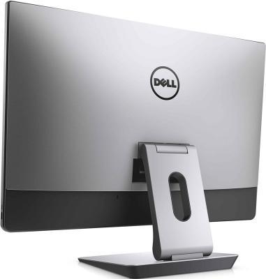 "Моноблок 27"" DELL XPS 7760 3840 x 2160 Multi Touch Intel Core i7-7700 16Gb SSD 512 Radeon RX 570 8192 Мб Windows 10 Home серебристый черный 7760-2223"