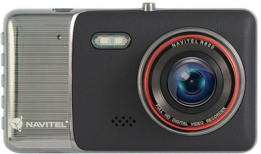 Видеорегистратор Navitel R800 4 1920x1080 170° microSD microSDHC датчик удара USB