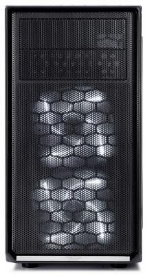 Корпус microATX Fractal Focus G Mini Без БП чёрный FD-CA-FOCUS-MINI-BK-W