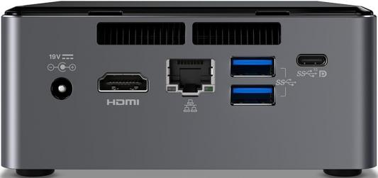 Платформа Intel NUC Original BOXNUC7i7BNHX1 2xDDR4