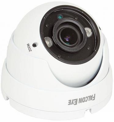 Камера видеонаблюдения Falcon Eye FE-IDV960MHD/35M уличная цветная матрица CMOS 2.8-12мм черный от 123.ru