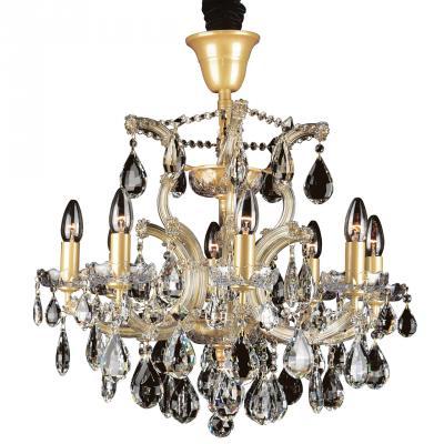 Подвесная люстра Lightstar Champa 775083 потолочная подвесная люстра коллекция champa 879067 хром черный lightstar лайтстар