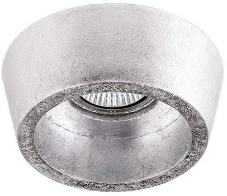 Встраиваемый светильник Lightstar Extra Cyl Argento 041014R