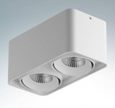 Купить Потолочный светодиодный светильник Lightstar Monocco 052126