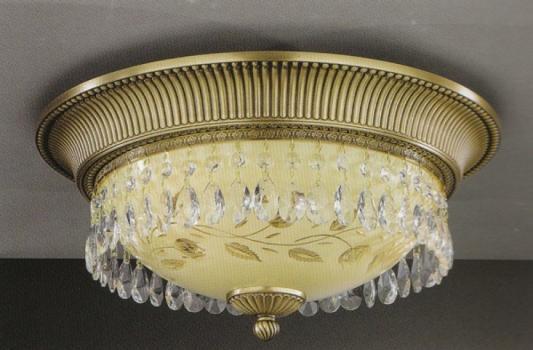 Потолочный светильник Reccagni Angelo PL 6206/3 потолочная люстра reccagni angelo pl 6206 4