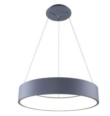 Подвесной светодиодный светильник Omnilux OML-45213-42 omnilux подвесной светильник omnilux oml 45213 42 fb3s fhf