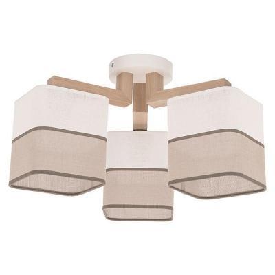все цены на Потолочная люстра TK Lighting 643 Inka 3 онлайн