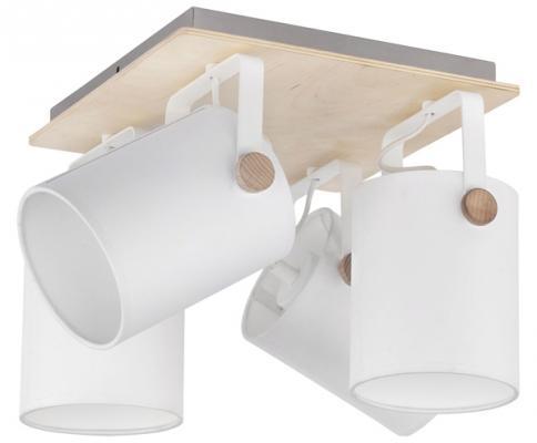 Спот TK Lighting 1615 Relax White 4 светильник потолочный tk lighting relax 1615 relax white 4