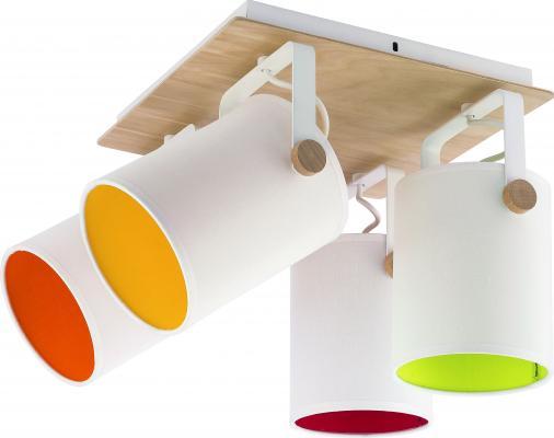 Спот TK Lighting 1834 Relax Junior 4 светильник потолочный tk lighting relax 1615 relax white 4