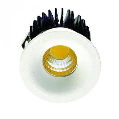Встраиваемый светодиодный светильник Donolux DL18571/01WW-White R Dim встраиваемый светодиодный светильник donolux dl18572 01ww white sq dim