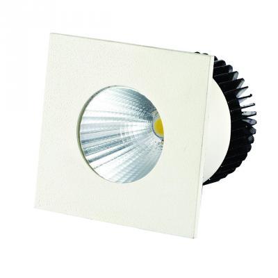 Встраиваемый светодиодный светильник Donolux DL18572/01WW-White SQ Dim встраиваемый светодиодный светильник donolux dl18572 01ww white sq dim