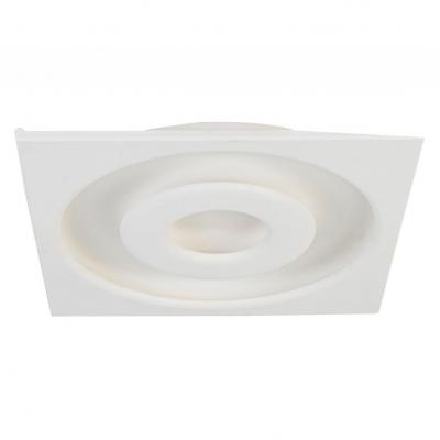 Встраиваемый светодиодный светильник Donolux DL242GR donolux donolux светильник встраиваемый mr16 макс 50вт gu10 ip20 блестящий черный черный d110х95 мм б