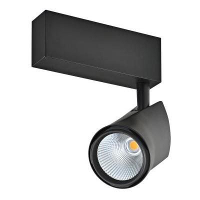 Трековый светодиодный светильник Donolux DL18782/01M Black donolux светодиодный светильник donolux dl18782 01m black
