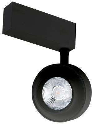 Трековый светодиодный светильник Donolux DL18784/01M Black