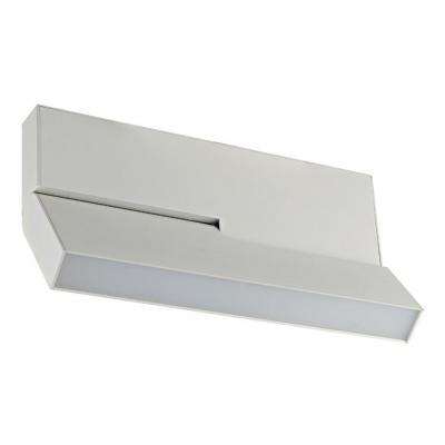Трековый светодиодный светильник Donolux DL18787/White 10W