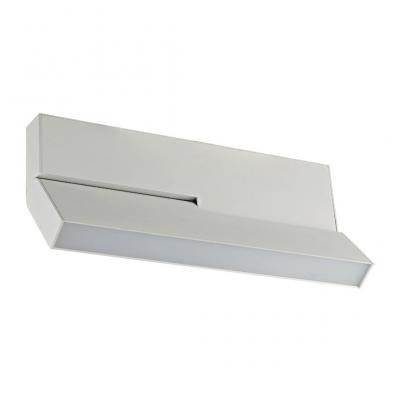 Трековый светодиодный светильник Donolux DL18787/White 20W кордщетка атака 22388