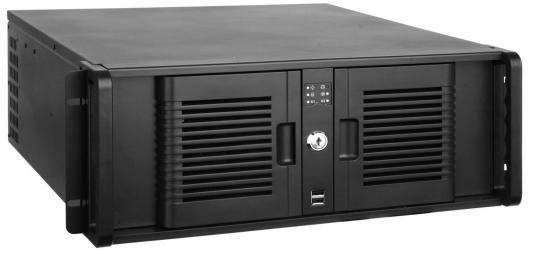 Серверный корпус 4U Exegate Pro 4U4132 700 Вт чёрный EX244605RUS