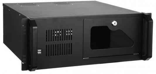 Серверный корпус 4U Exegate Pro 4U4020S 800 Вт чёрный
