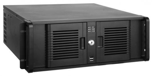 Серверный корпус 4U Exegate Pro 4U4132 600 Вт чёрный EX244611RUS