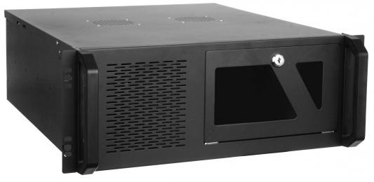 Серверный корпус 4U Exegate Pro 4U4130 600 Вт чёрный EX244620RUS