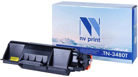 Картридж NV-Print TN-3480T для Brother HL-L5000D/5100DN/5200DW/L6250/L6300/L6400/DCP-L5500D/MFC-L5700DN refillable color ink jet cartridge for brother printers dcp j125 mfc j265w 100ml