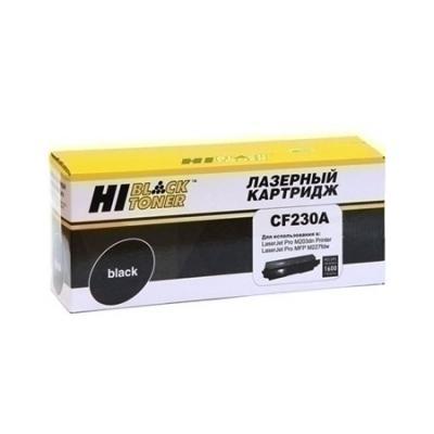 Картридж Hi-Black CF230A для HP LaserJet Pro M203/MFP M227 черный 1600стр картридж hi black q7516a для hp laserjet 5200 5200n 5200tn 5200dtn черный 12000стр