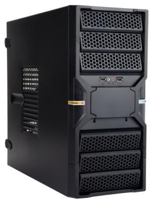 Корпус ATX InWin EC-036BL Без БП чёрный 6120651 корпус atx deepcool dukase v2 без бп чёрный