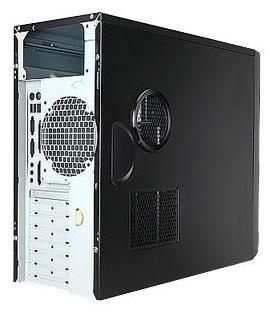 Корпус ATX InWin EAR-023BL Без БП чёрный 6120653