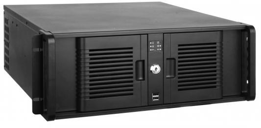 Серверный корпус 4U Exegate Pro 4U4132 800 Вт чёрный