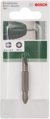 Бита Bosch 1Х5.5/PH2 XH 2609255954 цена и фото