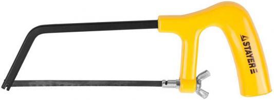 Ножовка-мини Stayer Junior по металлу пластмассовая ручка 150мм 1561_z01 ножовка по металлу 10 12 14 16