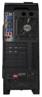 Корпус ATX GameMax G536BK Без БП чёрный