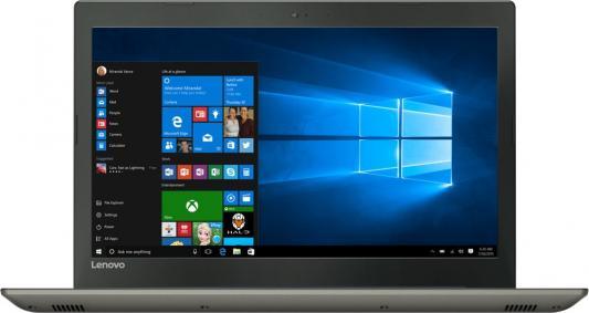 Ноутбук Lenovo IdeaPad 520-15IKB 15.6 1920x1080 Intel Core i7-7500U 80YL001RRK ноутбук lenovo ideapad 520 15ikb 80yl001rrk