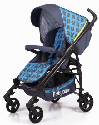 Коляска-трость Baby Care GT4 (light blue 17) baby care hola mb103f light grey blue