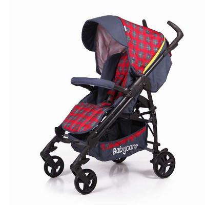 Коляска-трость Baby Care GT4 (red 17) прогулочная коляска baby care gt4 plus red